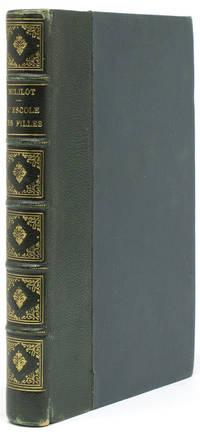 l'Escole des filles de Mililot. Réimpression du texte originale sur la contrefaçon hollandaise de 1668