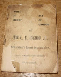 The Iyanough Cook Book by Hyannis Public Library Association - Paperback - Second Edition - 1899 - from Old Saratoga Books (SKU: 32700)