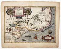 Virginia Item et Floridae Americae Privinciarum, nova Descriptio