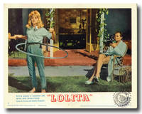 Original color studio lobby card for LOLITA