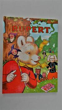 image of Rupert Annual 1993.