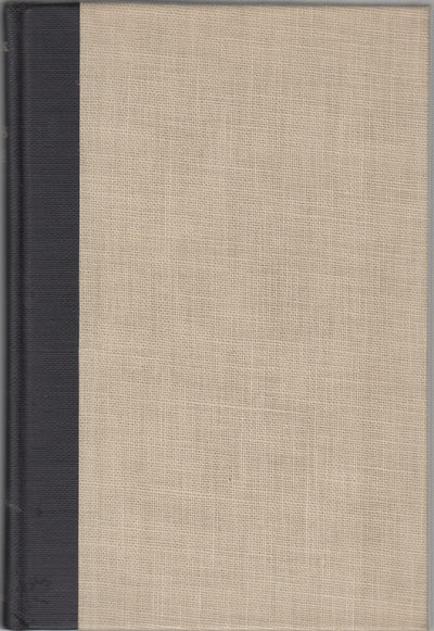 first edition. NY, Covici Friede, 1936, first edition. With publisher's black paper-covered slipcase...