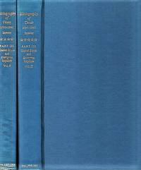 BIBLIOGRAPHY OF TEXAS, 1795-1845.  PART III:  United States and European Imprints Relating to Texas.  Volume I, 1795-1837  [and]  Volume II, 1838-1845
