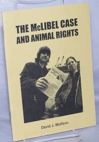 image of The McLibel case and animal rights