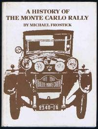 image of A History of the Monte Carlo Rally
