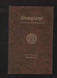 image of GEORGIANA   A Selection of a Dozen Dozen Collectible Georgia Books.
