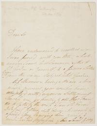 image of Autograph Letter Signed to 'Dear Sir', (Charles Fitzroy, M.P., 1737-1797, from 1780 1st Baron, General & Politician)