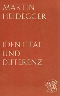 image of Identität und Differenz.