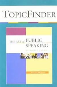 image of Art of Public Speaking - Topicfinder