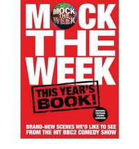 Mock the Week: This year's book!