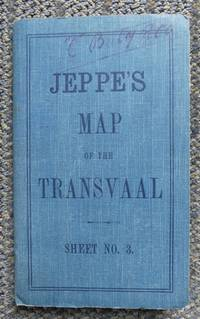 image of JEPPE'S MAP OF THE TRANSVAAL.  SHEET NO. 3  (NORTH-EAST SECTION.)