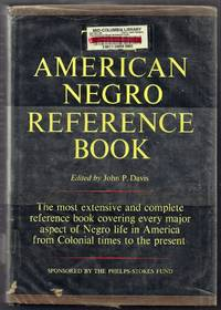 The American Negro Reference Book