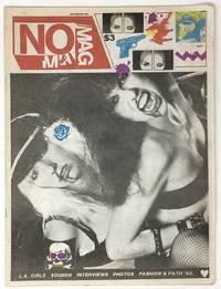 No Mag, 1983, Issue No. 10 [Los Angeles Art, Fashion, Punk, Music, No Magazine]
