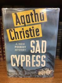 SAD CYPRESS by Christie, Agatha - 1940