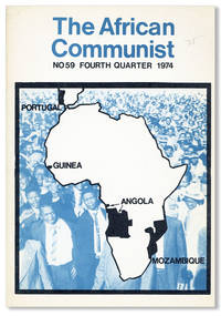 image of The African Communist (Quarterly). No. 59 - Fourth Quarter 1974