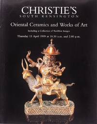 image of Christie's Oriental Ceramics and Works of Art (15 April  1999)