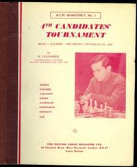 4th Candidates' Tournament, Bled, Zagreb, Belgrade, September - October 1959