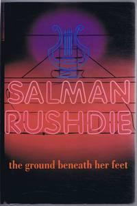 The Ground Beneath Her Feet, a novel