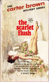 The Scarlet Flush (Revision of Ten Grand Tallulah and Temptation.)