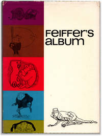 Feiffer's Album. by  Jules Feiffer - First edition / First printing. - 1963. - from Orpheus Books (SKU: 17476)