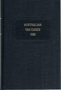 Australian Tax Cases 1980