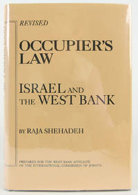 image of Occupier's Law: Israel and the West Bank