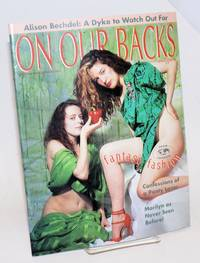 On Our Backs: entertainment for the adventurous lesbian; vol. 8, #2, Sept-Oct 1991; Alison Bechdel: a dyke to watch out for