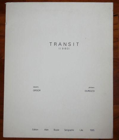 Lille: Edition Alain Buyse, 1985. First edition. Paperback. Near Fine. Artist book. Durozoi's