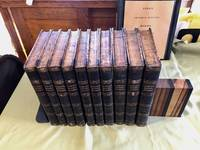 A General History of Birds -- 10 Complete Volumes  -- 193 Color Plates