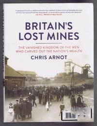 Britain's Lost Mines. The Vanished Kingdom of the Men Who Carved Out the Nation's Wealth