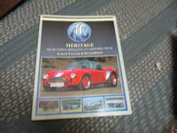 Ac Heritage: From the Three-Wheeler to Superblower (Osprey Classic Histories)
