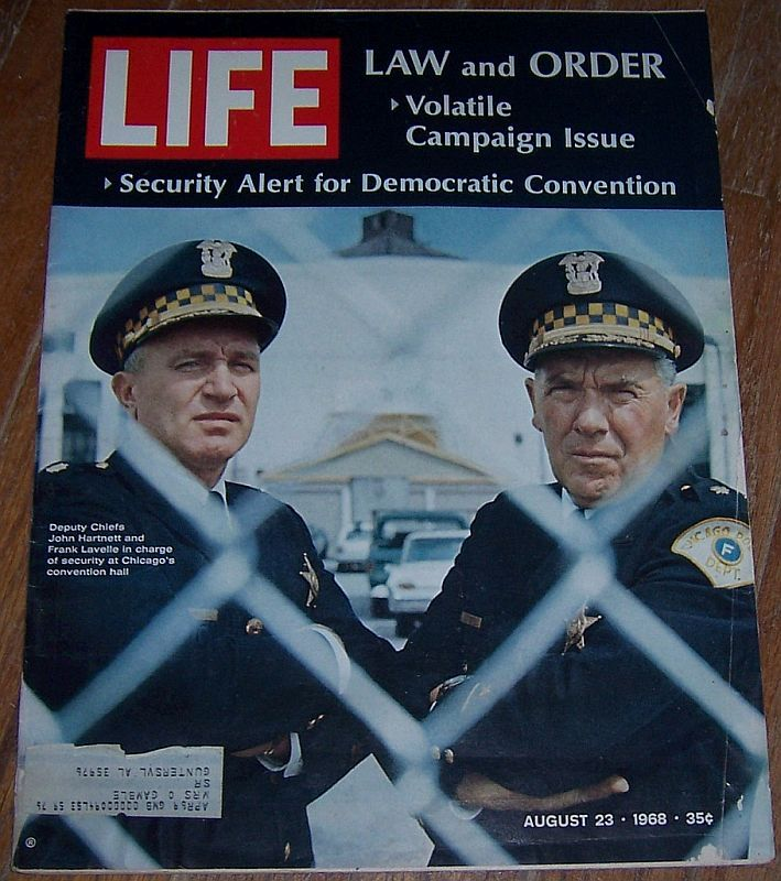 LIFE MAGAZINE AUGUST 23, 1968, Life Magazine