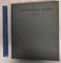 11th Annual Volume of the Walpole Society, 1922-1923