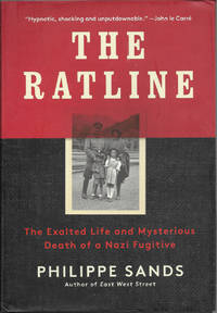 image of The Ratline: The Exalted Life and Mysterious Death of a Nazi Fugitive
