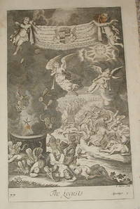 [Biblical Engraving; Book of Revelations]: The Locust