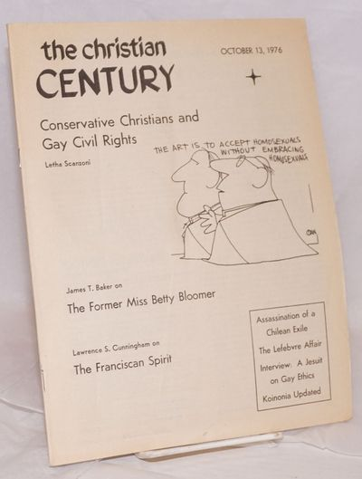Chicago: Christian Century Foundation, 1976. Magazine. pp850-5880, 8.25x11 inches, editorials, essay...
