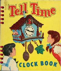 TELL TIME CLOCK BOOK