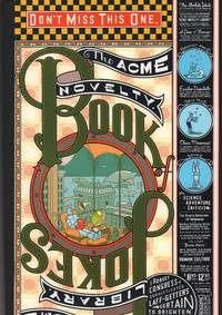The Acme Novelty Library: Great Big Book of Jokes. Vol. VII,  Issue VII