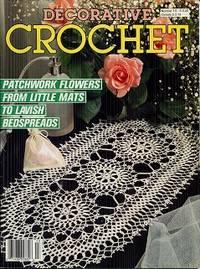 Decorative Crochet January 1990 No 13