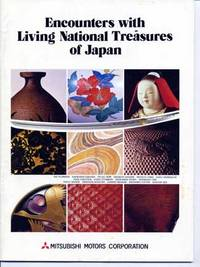 Encounters with Living National Treasures of Japan
