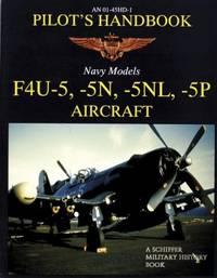 F4U-5, -5N, -5NL, -5P Pilots' Handbook