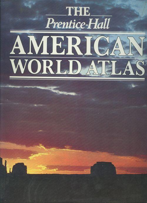 Image for PRENTICE HALL AMERICAN WORLD ATLAS