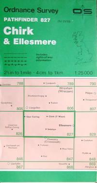 Chirk & Ellesmere Pathfinder sheet 827: