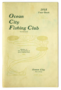 1918 Year Book. Ocean City Fishing Club