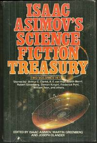 ISAAC ASIMOV'S SCIENCE FICTION TREASURY
