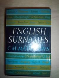 image of English Surnames