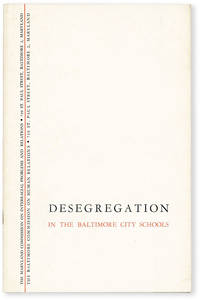 image of Desegregation in the Baltimore City Schools