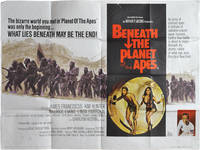 Beneath the Planet of the Apes (Original British poster for the 1970 film)