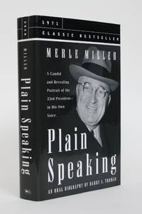 image of Plain Speaking: An Oral Biography of Harry S. Truman