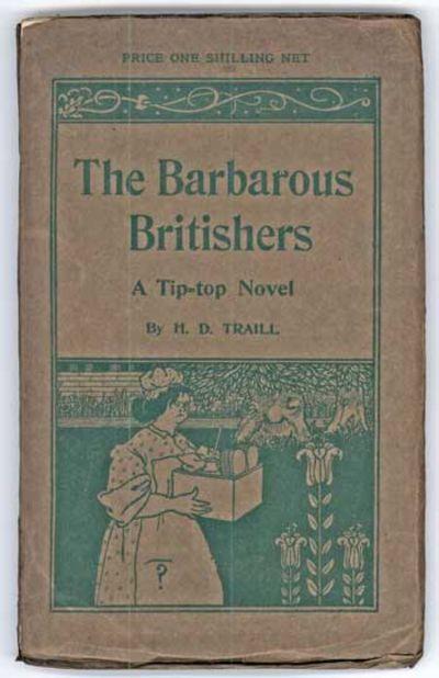 London: John Lane, 1896. Octavo, pp. 2-95 , original pictorial brown wrappers printed in dark green,...